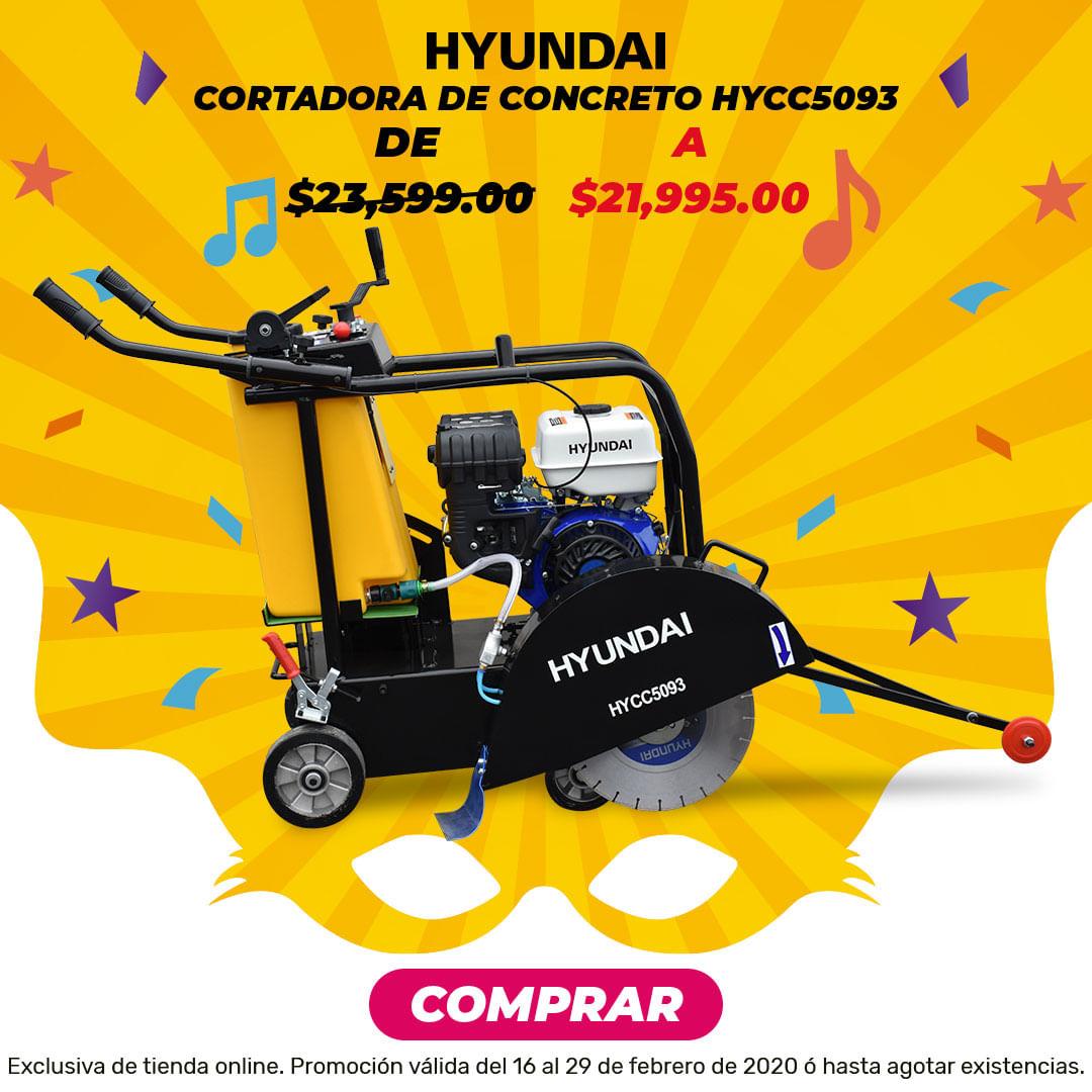 Generador HYCC5093