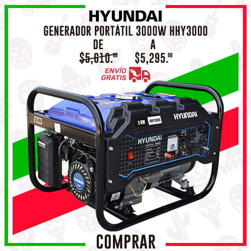Generador HHY3000