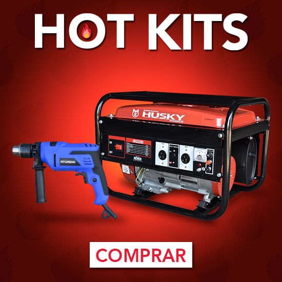 Ofertas de Kits en el Hot Sale de Raiker