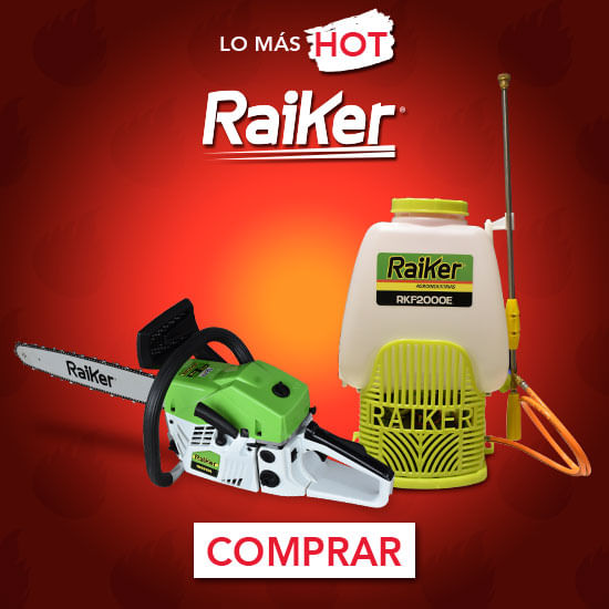 Ofertas Hot Sale en productos marca Raiker