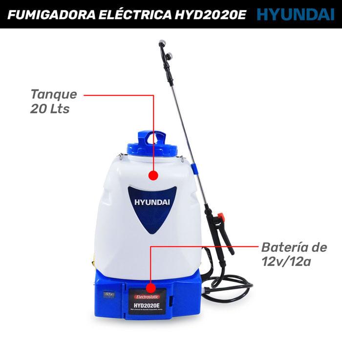 Fumigadora Eléctrica HYD2020E Hyundai