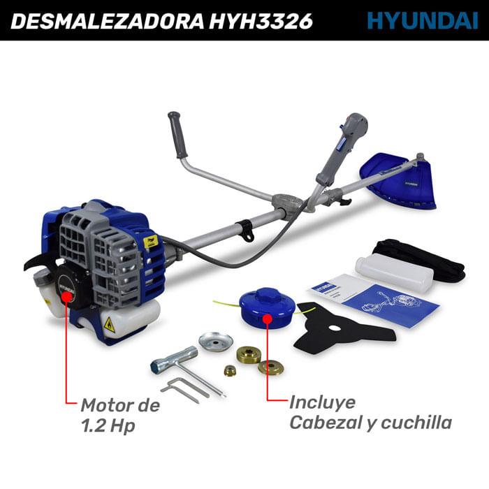 Desmalezadora HYH3326 Hyundai