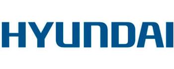 Logo marca Hyundai