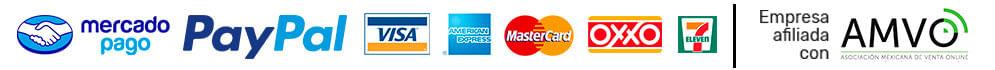 Variedad en los métodos de pago